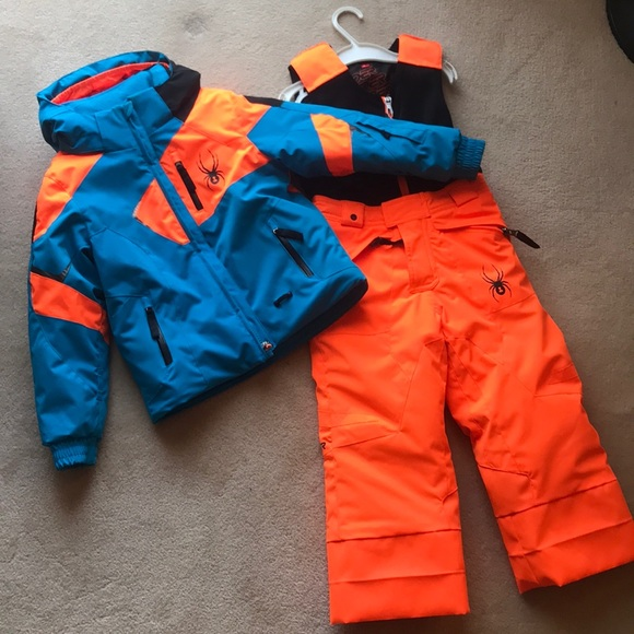 74b342e3f Spyder Jackets & Coats | Toddler Ski Jacket And Pant Set | Poshmark
